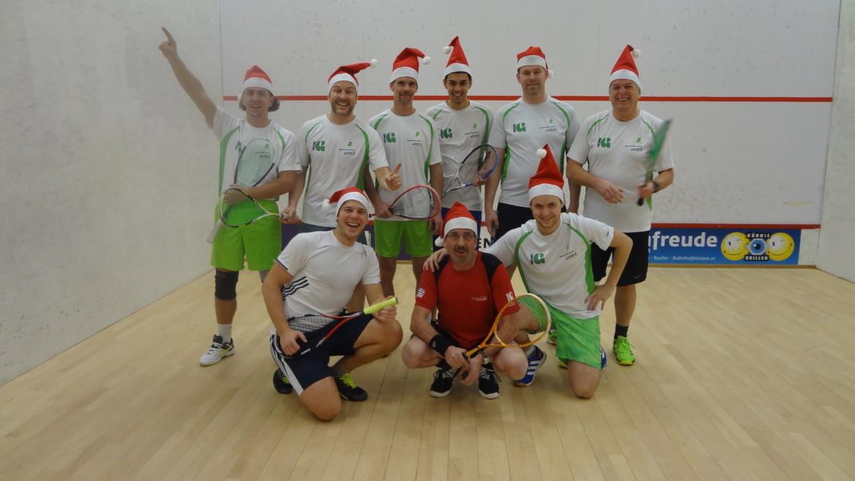 Weihnachtsabend und Interclub
