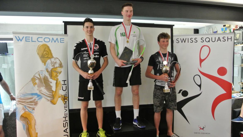 Schweizer Juniorenmeisterschaft 2018